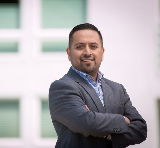 Joseph Shook of Miami fights for Hispanics in the workplace.